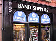 Band Supplies