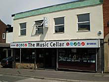 THE MUSIC CELLAR