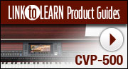 Link to Learn Product Guides CLP500