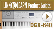 Link to Learn Product Guides DGX640