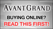 AvantGrand Warning Banner