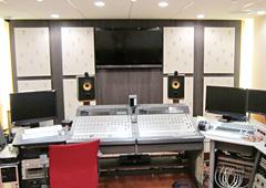CD制作スタジオ
