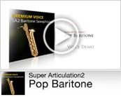 Pop Baritone