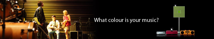 What colour is your music?