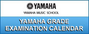 Yamaha Grade Examination Calendar