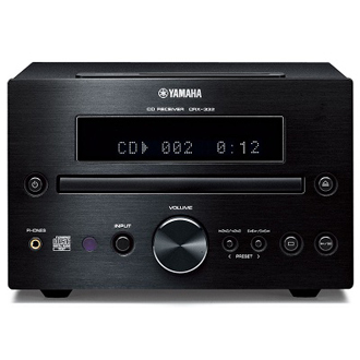 Crx 332 mini systems audio visual products for Yamaha stereo systems