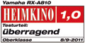 Heimkino RX-A810