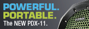 New PDX-11 Banner
