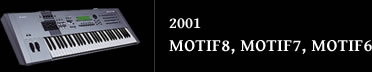2010 MOTIF XF8, MOTIF 