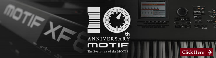 MOTIF 10th Anniversary