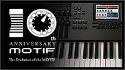 10th Anniversary MOTIF