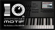 10th Anniversary MOTIF