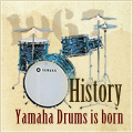 History of Yamaha Drums