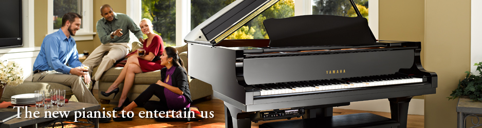 The New Pianist Brand Image