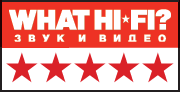 Награда журнала What Hi-Fi?