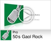 50s Gaol Rock
