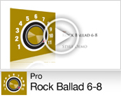 Rock Ballad 6-8