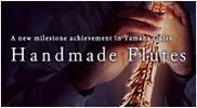 Handmade Silver Flutes