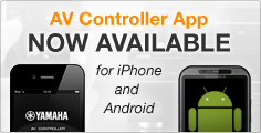AV Controller App 2.0 Now Available for iPhone and Android.
