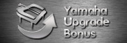 Yamaha Upgrade Bonus 2012