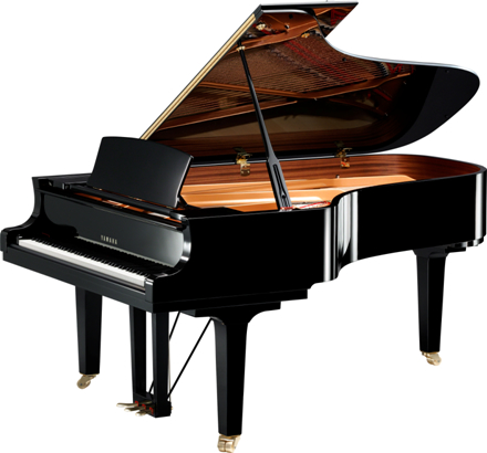 The Yamaha C7X Grand Piano