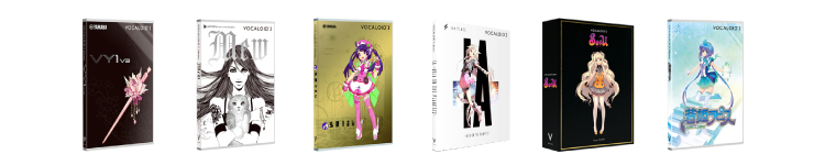 VOCALOID™ Library