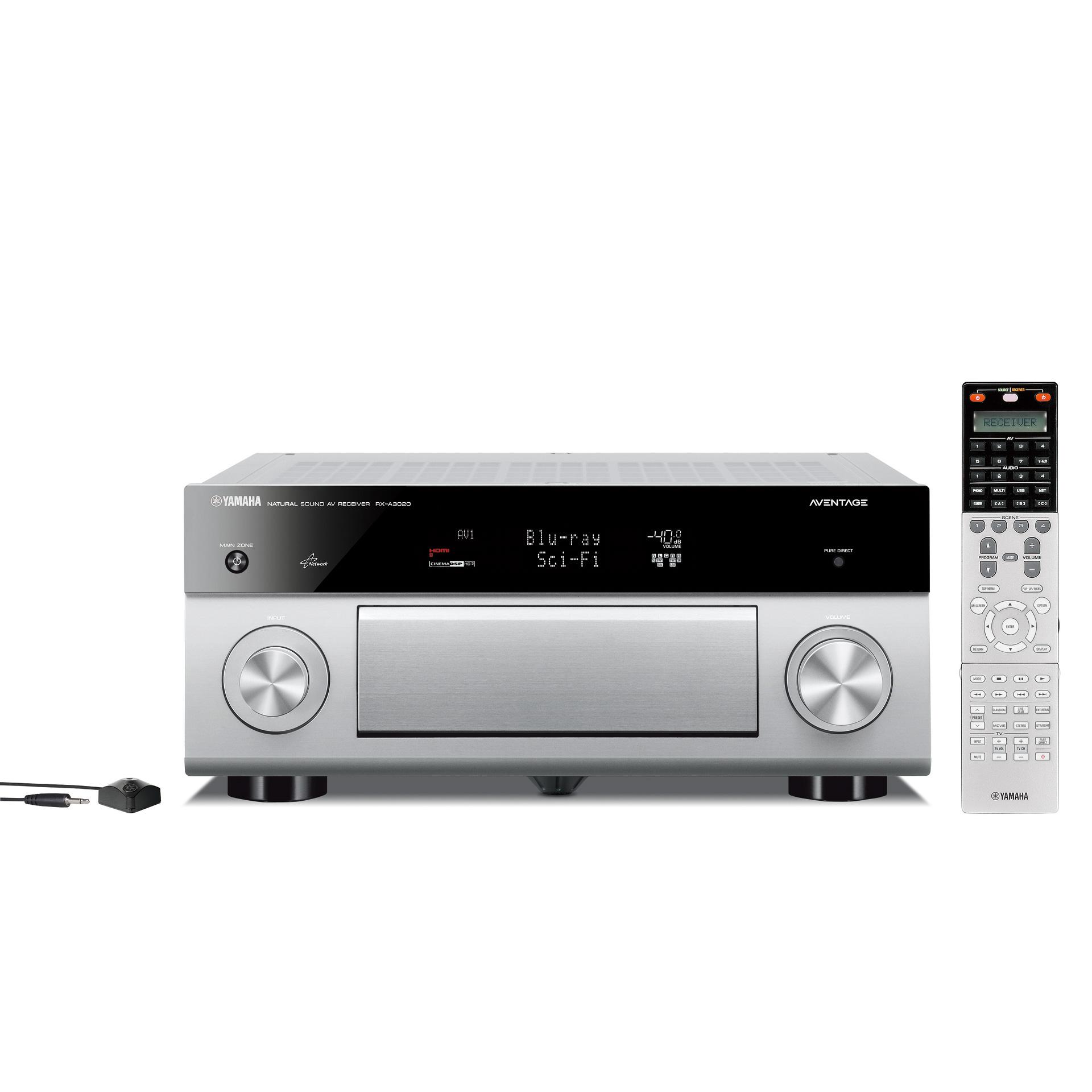 写真を拡大する - RX-A3020 - AVアンプ - ヤマハ株式会社 Yamaha Audio