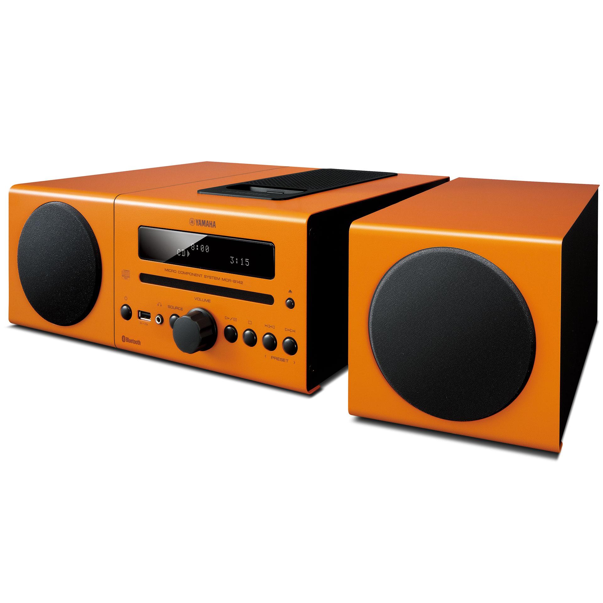 写真を拡大する - MCR-B142 - システムコンポ - ヤマハ株式会社 Yamaha Audio