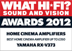 Best Home Cinema Amplifier 2012
