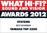 What Hifi YSP-2200 Best Soundbar