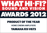 RX-V673  What Hifi