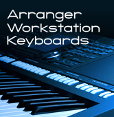 Arranger Workstation Keyboards