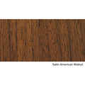 Satin American Walnut