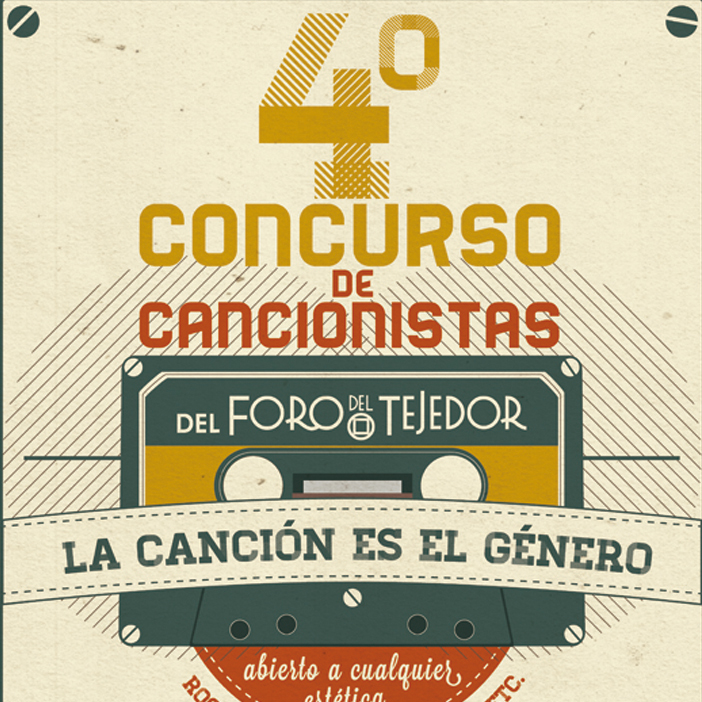 concurso de cancionistas del foro del tejedor