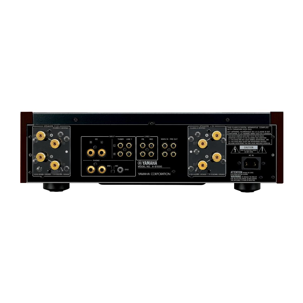 A S1000 Integrated Amplifiers Hi Fi Components Audio