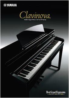 2012 Clavinova catalog