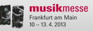 Musikmesse 2013