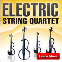 Electric String  Quartet