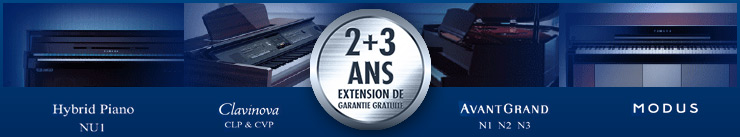 "Header Banner Module ""2+3 Guarantee Extension"""