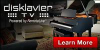 DisklavierTV - via Remote Live