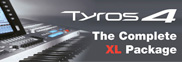 Tyros 4 Complete XL Package