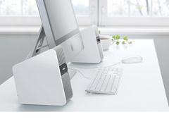 パソコンとの設置イメージ