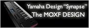 "Yamaha Design ""Synapse"" The MOXF Design"