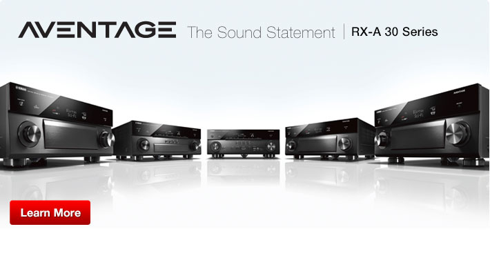 RX-A30 Series Network AV Receivers