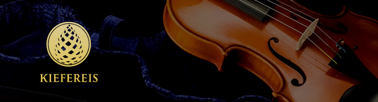 キーフェレイズ kiefereis バイオリン