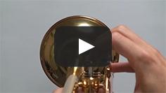 Sound without Brass Resonance Modeling