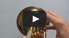 Sound without Brass Resonance Modeling