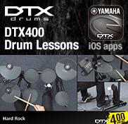 DTX400 Drum Lessons