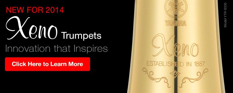 NEW Xeno Trumpets