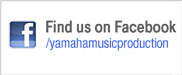 Yamaha Music Production: Find Us on Facebook!